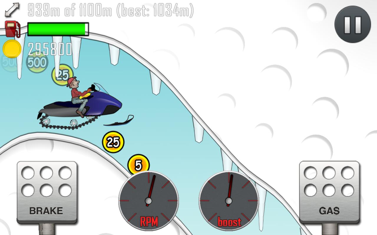 Скачать hill climb racing на андроид с бесконечными